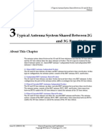 01-03 Typical Antenna System Shared Between 2G and 3G Base Stations