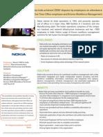 Nokia Kronos Case Study In
