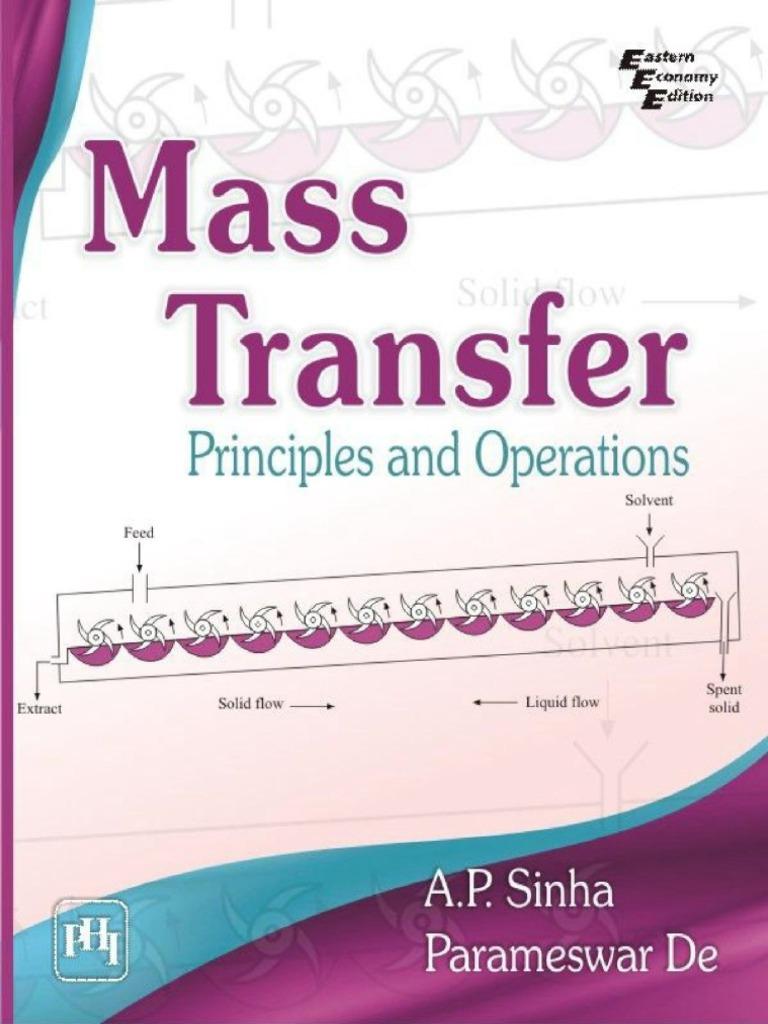 Mass transfer principles and operations de sinha diffusion mass transfer principles and operations de sinha diffusion distillation fandeluxe Choice Image