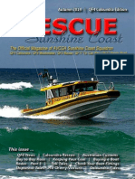 Caloundra Coast Guard  Rescue Magazine Autumn Edition