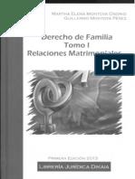Derecho de Familia Tomo i Relaciones Matrimoniales