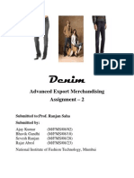 Advanced Export Merchandising Assignment – 2