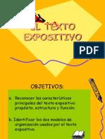 TEXTO EXPOSITIVO REPASO 2°c