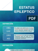 ESTATUS EPILEPTICO