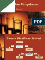 01 Kimia Dasar - Materi Dan Pengukuran
