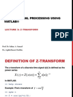Using Matlab 03