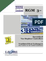 RGM 300 User Manual ING REV. 8.1 15.09.2011