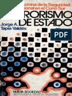 Jorge Tapia Valdes- El Terrorismo de Estado en El Cono Sur 1980