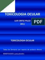 Toxicologia Ocular Dr. Ortiz.2