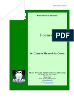 Poemas-Claudio Manuel Costa