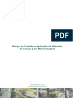 Design de produto e aplicação de sistemas de junção para desmontagem-Wilson Kelmanider