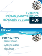 Presentacion Turbinas Kaplan