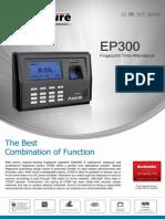 EP300 Biometric Scanner