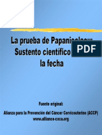 Prueba de Papanicolao
