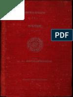 Tantra Sangraha I - Gopinath Kaviraj