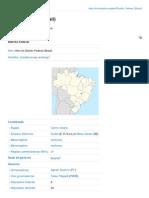 Distrito Federal Brasil