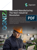 Informed Manufacturing