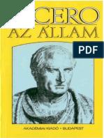 CICERO - AZ ÁLLAM