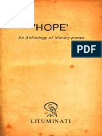 Hope - An Anthology of Literary Pieces by Lituminati