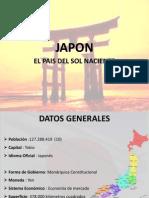Presentacion Japon