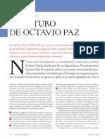 El futuro de Octavio Paz, de Gabriel Zaid, Letras Libres, núm. 4, abril, 1999