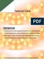 Pastoral Care EDU