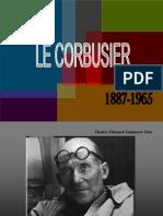 Le Corbusier-mies Van de Rohe