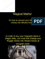 Harry Potter Magical_Maths! Harry Potter $$