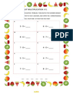 Fruit Multiplication