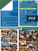 Brosur Pelatihan PRA OSP SMA 2014 Versi PDF
