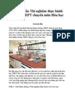 Hướng dẫn Thí nghiệm thực hành trường THPT chuyên môn Hóa học [tailieu.vn]