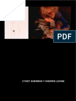Trabajo Cindy Sherman y Sherrie Levine