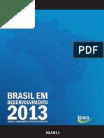 Livro Brasil Desenvolvimento2013 Vol02