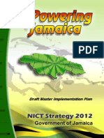 E-Powering Jamaica 2012 Draft Master Implementation Plan
