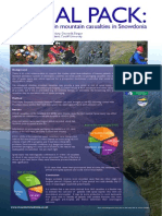Spinal Packaging of mountain casualties in Snowdonia - Conference Poster