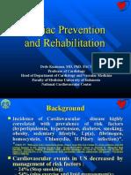 Cardiac Prevention and Rehabilitation