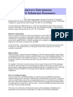 Psychotronics - Mind Control - Bio-Telemetrics - RFID Chip - Brainwave Entrainment 7.83 Hz Schumann Resonance