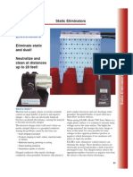 Static Eliminator Catalogue
