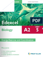A2 Student Unit Guide - Edexcel Biology Unit 5