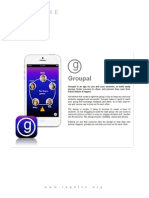 groupal app