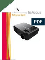 Infocus x6