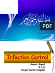 Infection Control Done