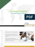 Converge EnterpriseCustomer Relationship Management Solutions