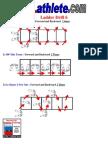 Drill Sheet Ladder Drill 6