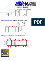 Drill Sheet Ladder Drill 1
