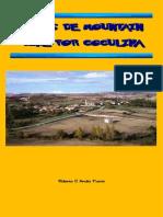 Rutas de Mountain Bike por Coculina (Formato Guia)