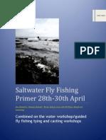 Saltwater Fly Fishing Bass Primer Workshop