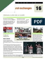 Ch. 16 - Sociocultural Exchanges