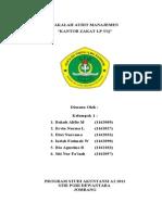 Tugas Audit Manajemen Kelompok 1
