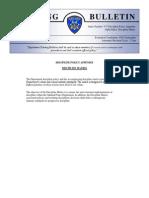 Tb v-t Discipline Policy Matrix-14mar14-Publication Copy